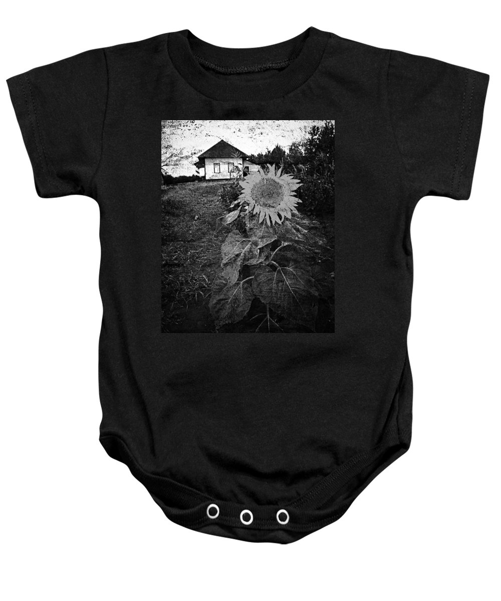 Jerry Cordeiro Photographs Photographs Framed Prints Photographs Framed Prints Framed Prints Framed Prints Photographs Framed Prints Baby Onesie featuring the photograph Sips Of Soil by The Artist Project