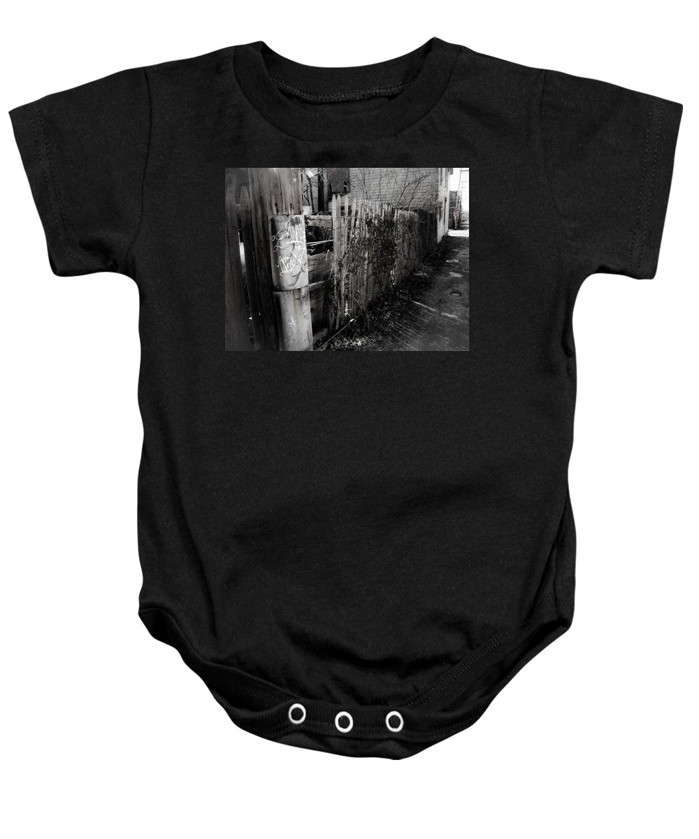 Wanderers Baby Onesie featuring the photograph Wanderers by Jessica Brawley