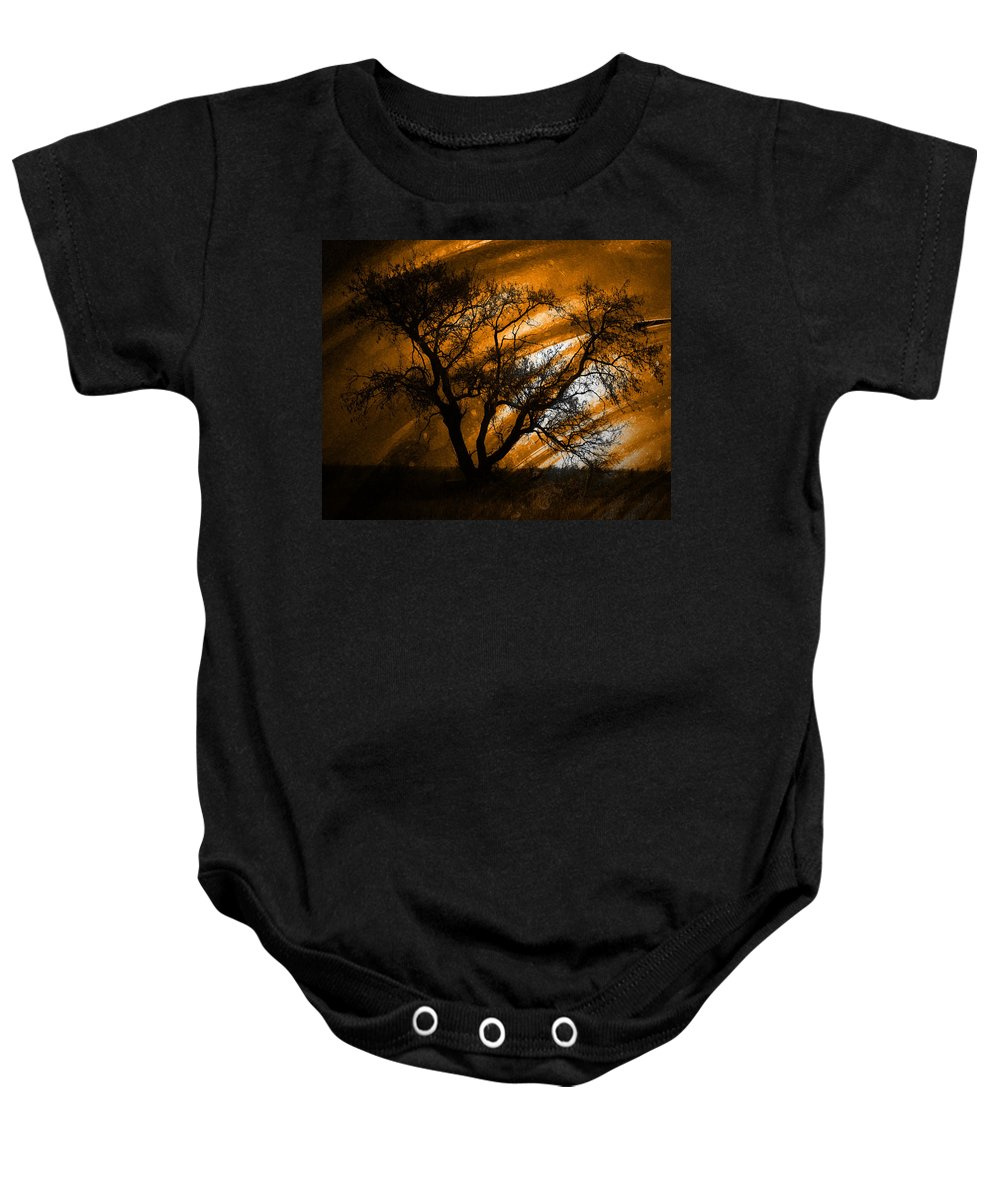 : Jerry Cordeiro Photographs Baby Onesie featuring the photograph Wave Of The Hand by The Artist Project