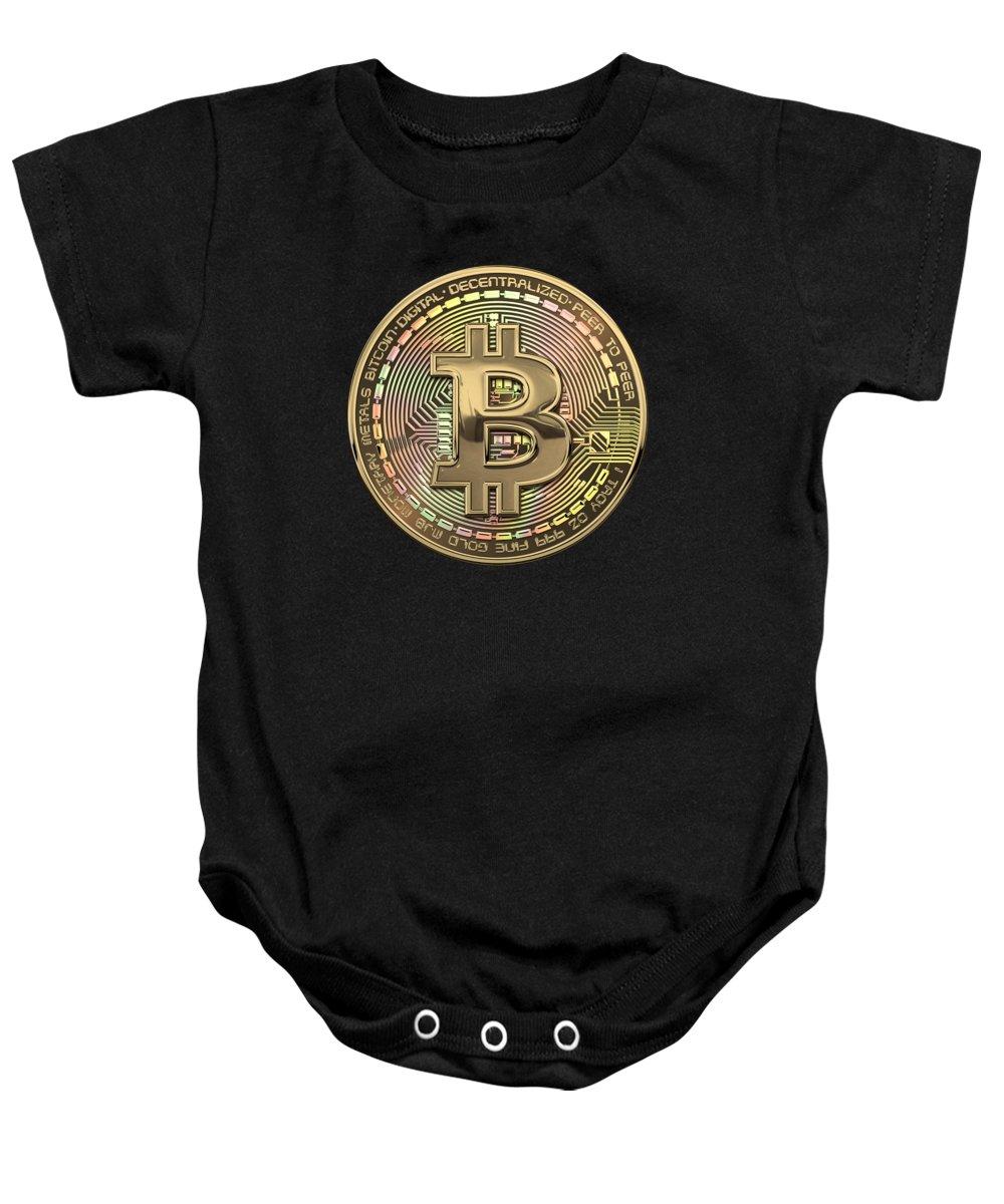 Currency Baby Onesies