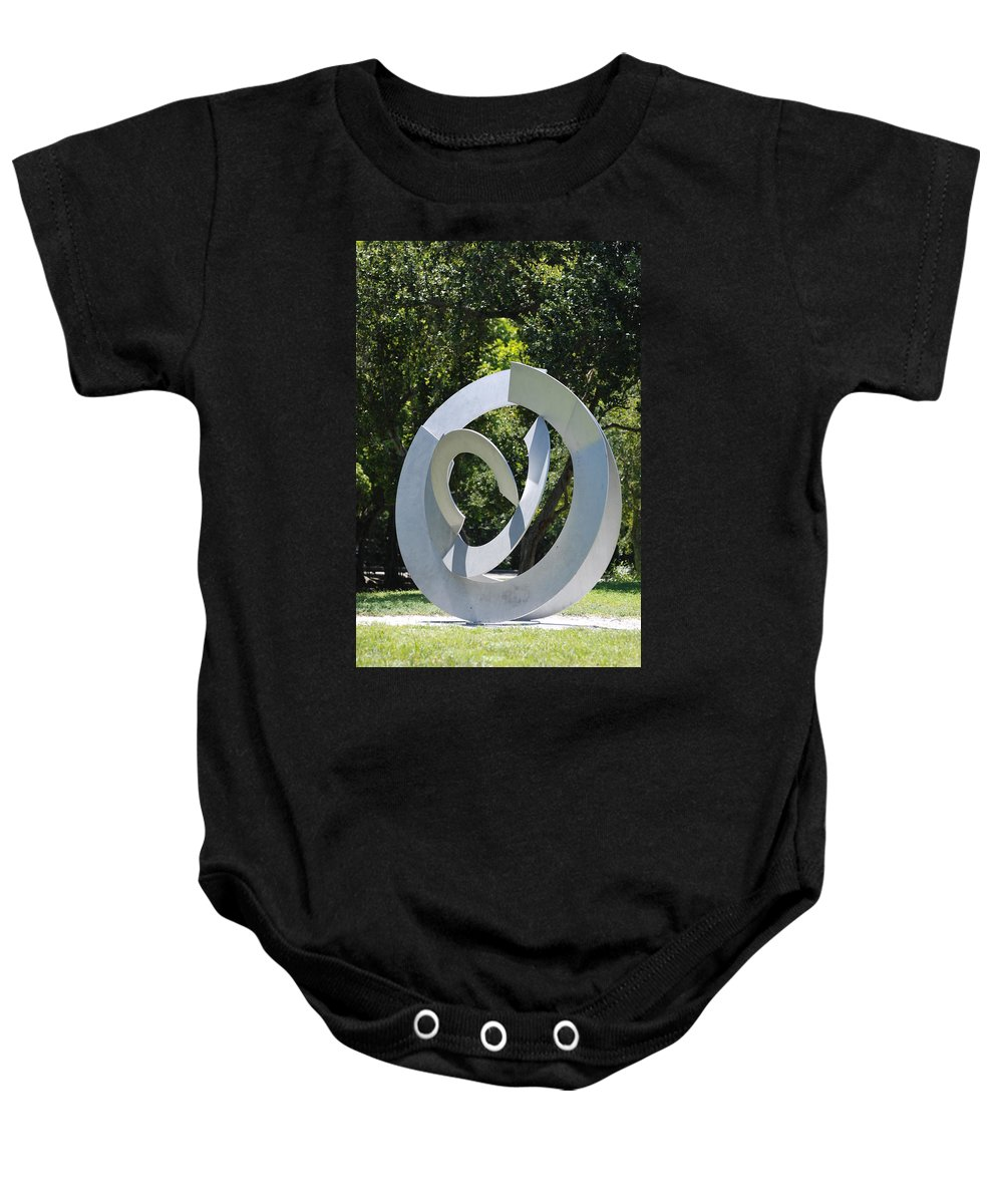 Landscape Baby Onesie featuring the photograph Orbs by Rob Hans