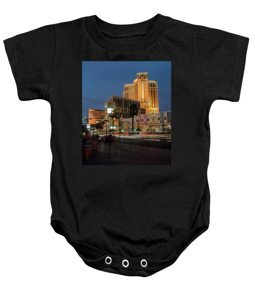 Las Vegas Baby Onesie featuring the photograph Untitled by Cyrus Javid