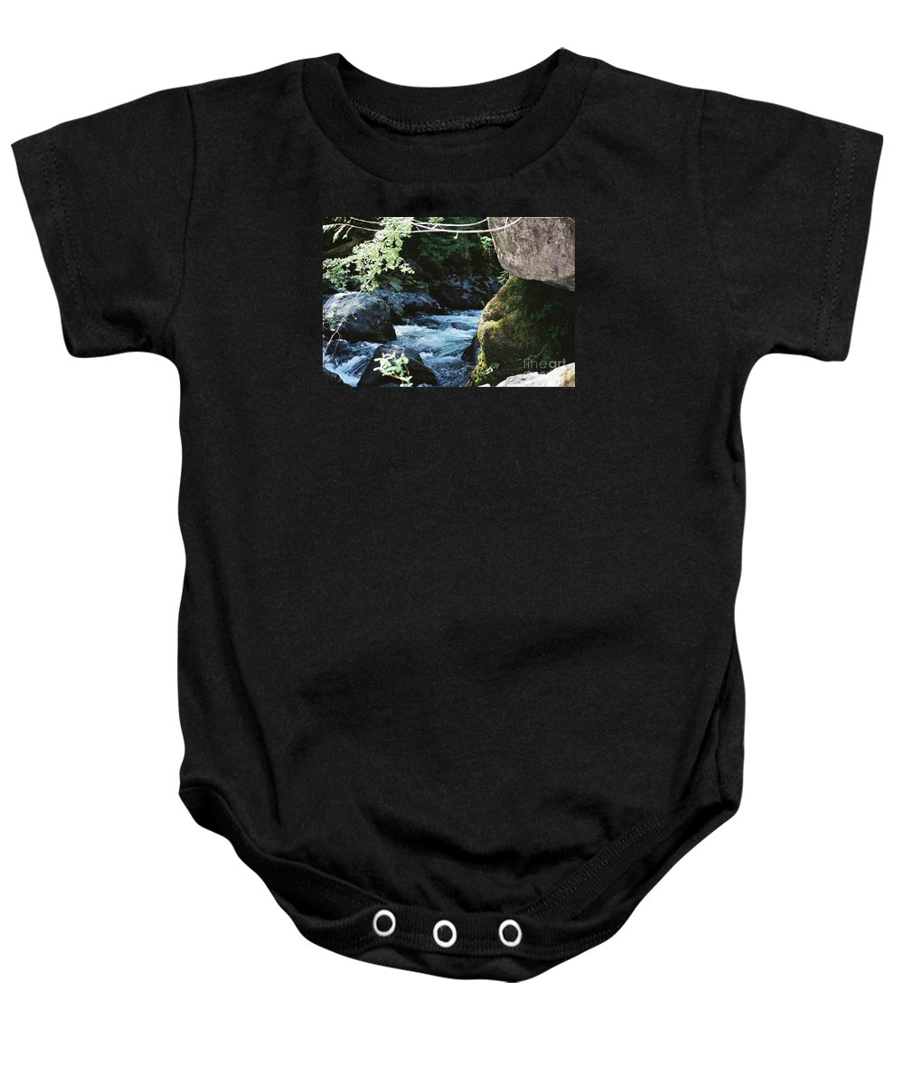 Landscape Baby Onesie featuring the photograph Untitled by John Huntsman