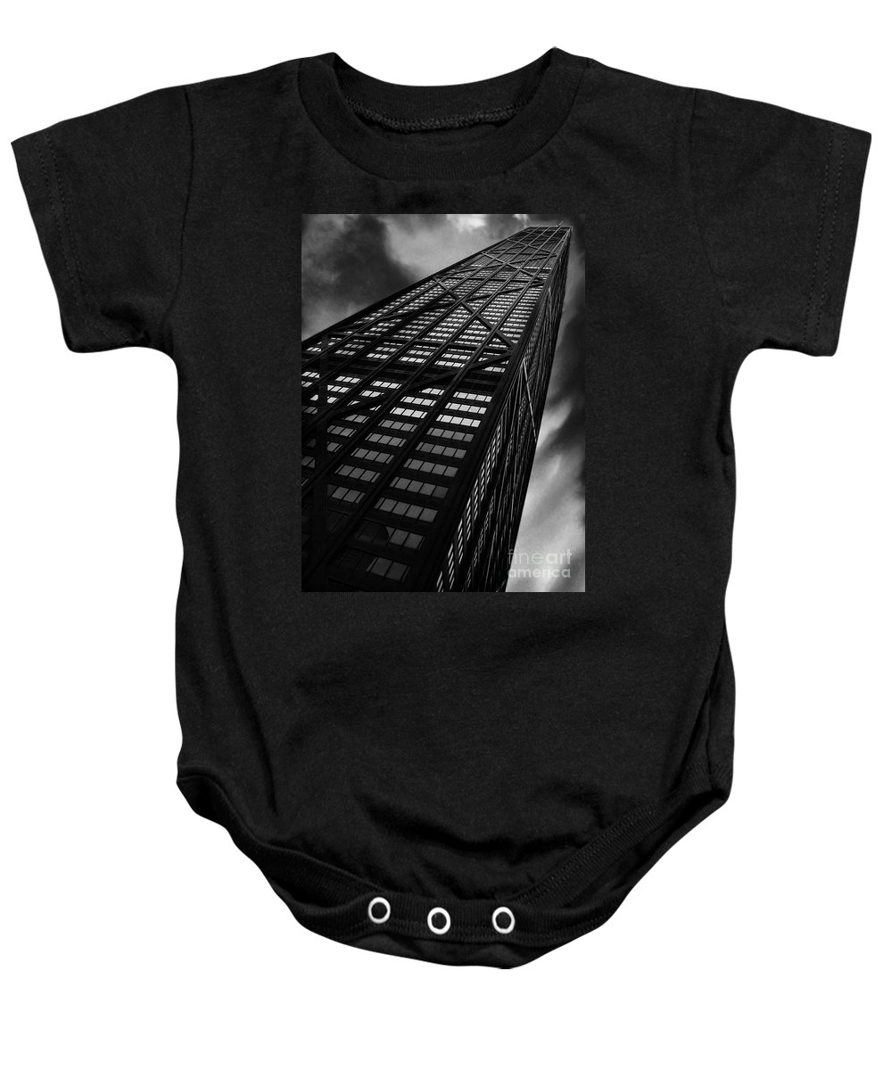 City Baby Onesie featuring the photograph Limitless by Dana DiPasquale
