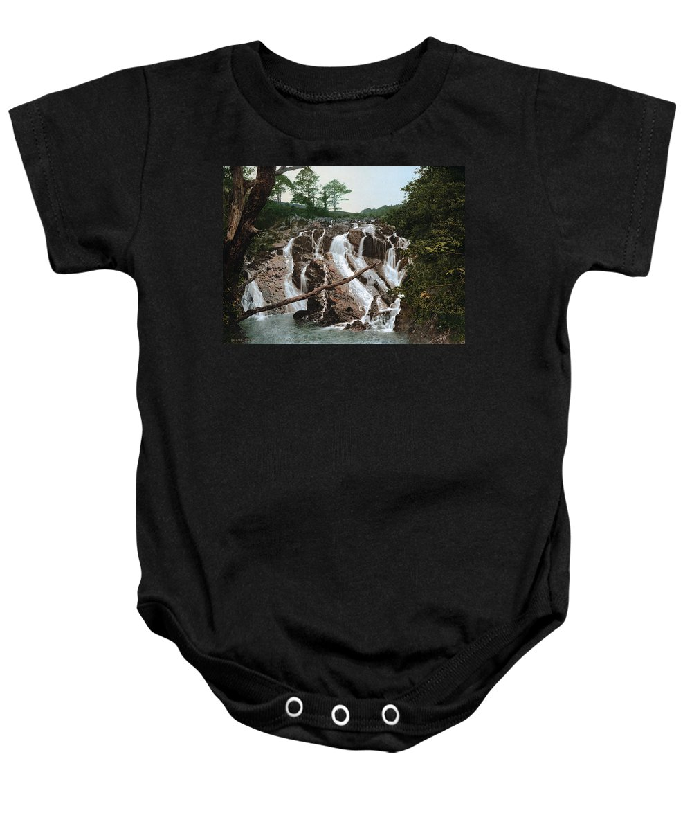 1890 Baby Onesie featuring the photograph Snowdonia National Park by Granger