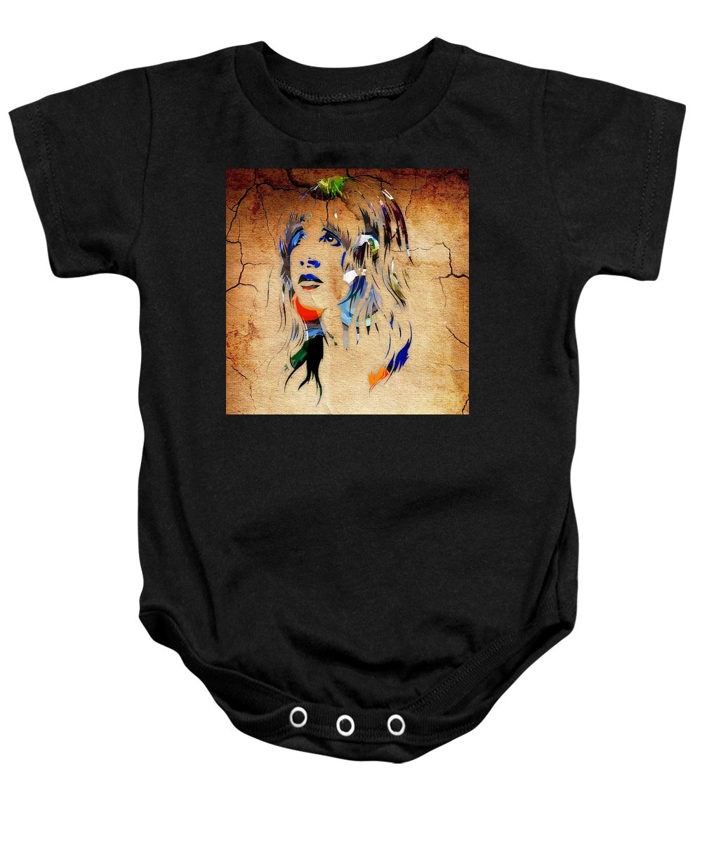 c0e905b13 Stevie Nicks Onesie for Sale by Love Art
