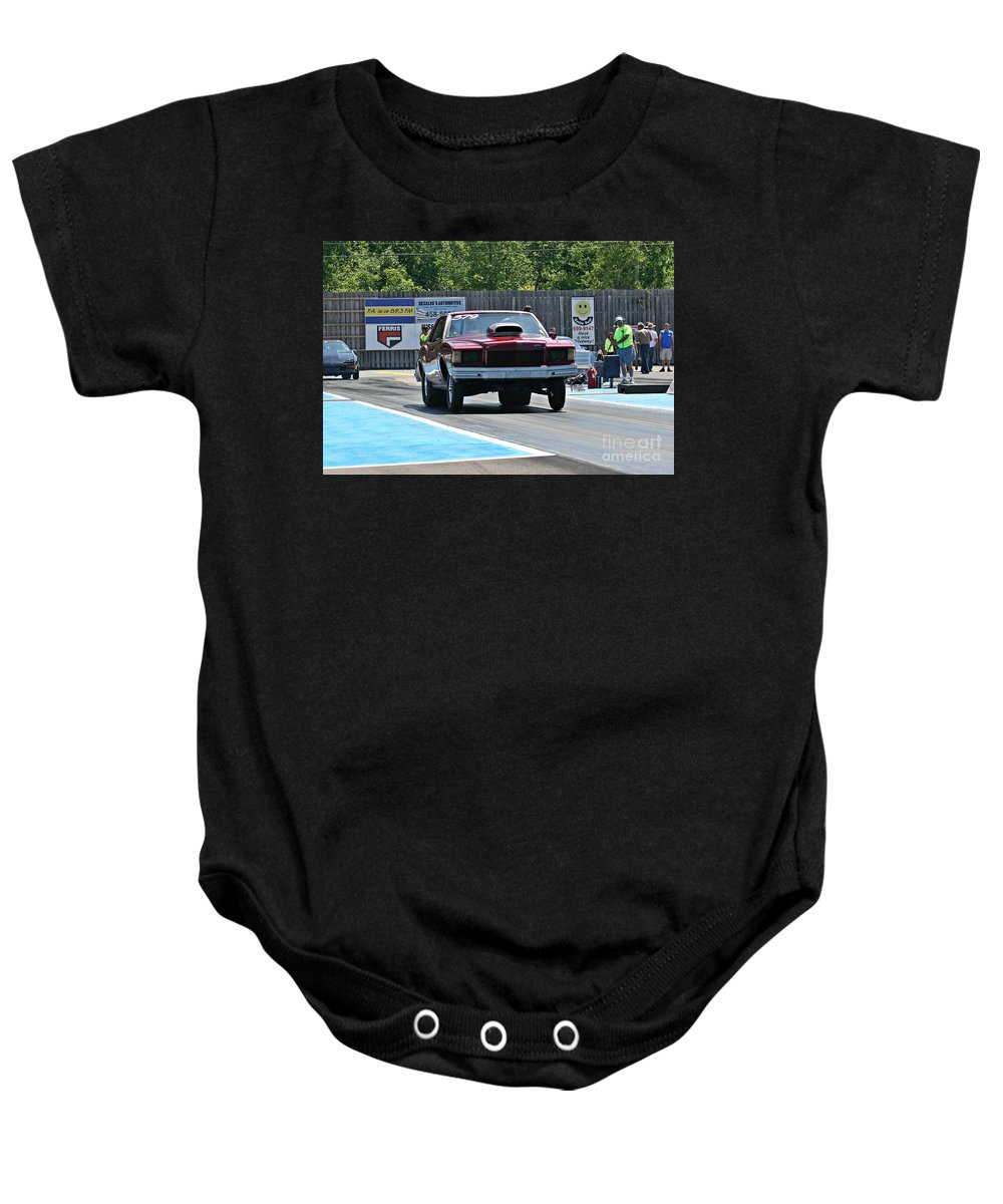 06-07-2015 Baby Onesie featuring the photograph 6347 06-07-2015 Esta Safety Park by Vicki Hopper