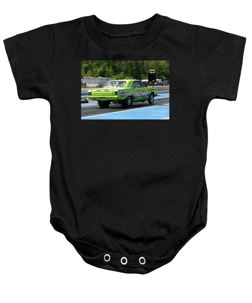 06-07-2015 Baby Onesie featuring the photograph 6629 06-07-2015 Esta Safety Park by Vicki Hopper