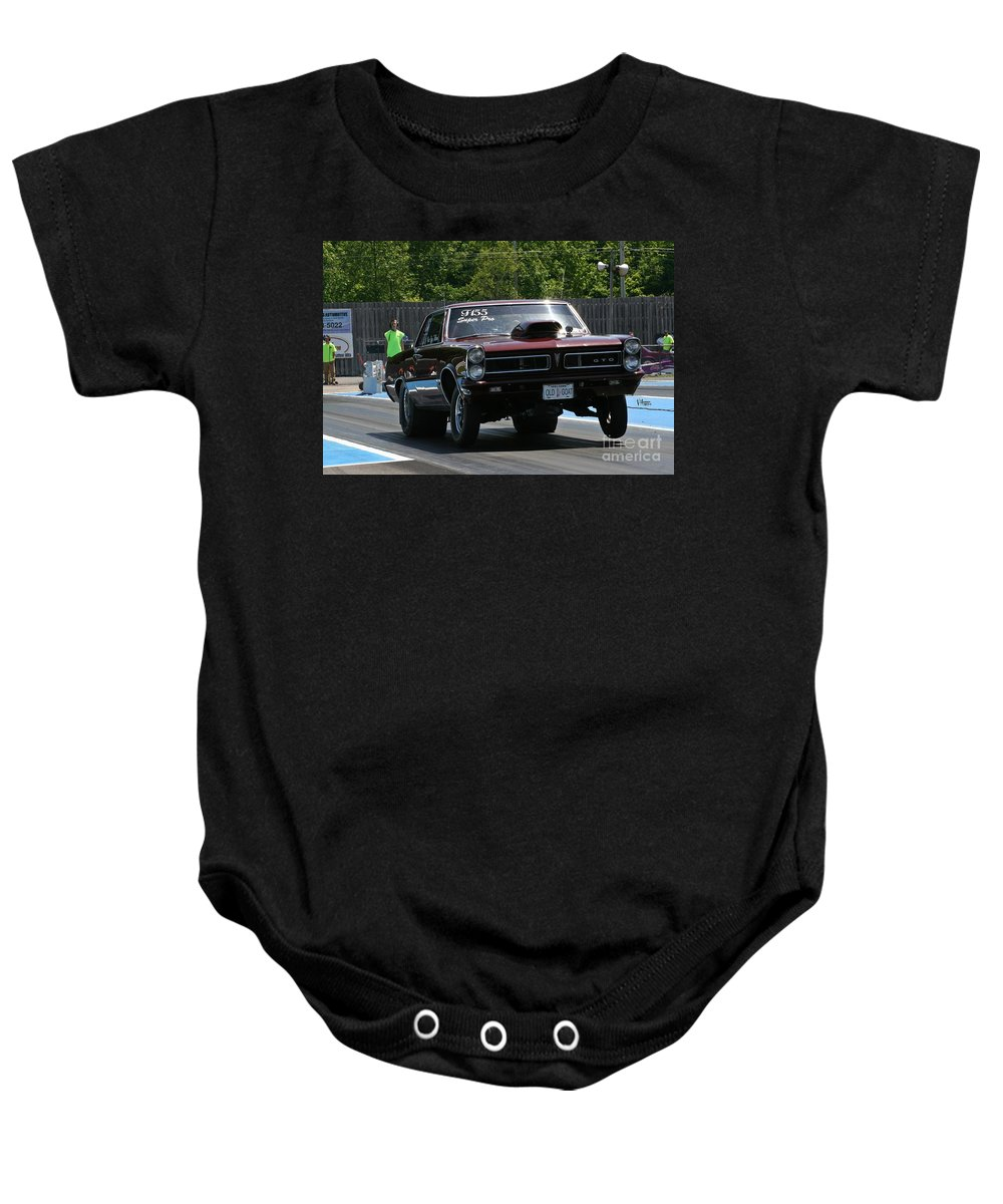 06-07-2015 Baby Onesie featuring the photograph 6639 06-07-2015 Esta Safety Park by Vicki Hopper