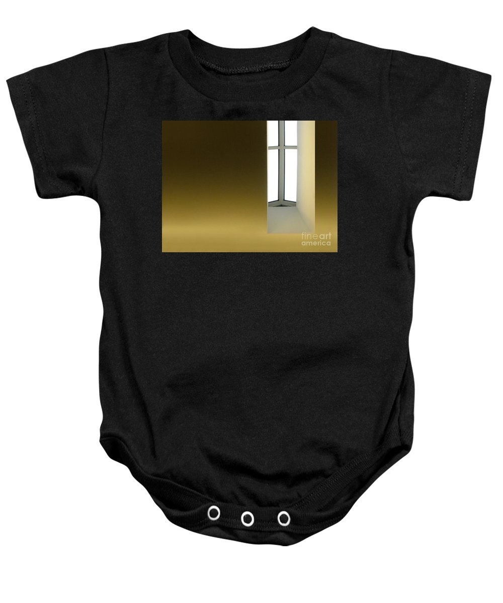 Architecture Baby Onesie featuring the photograph Above Series 2.0 by Dana DiPasquale