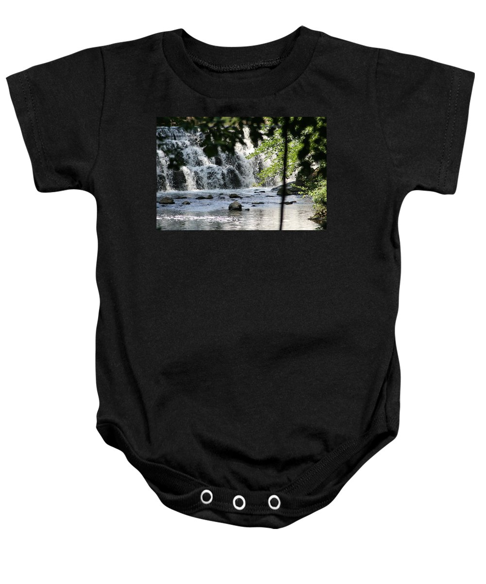 Africa Baby Onesie featuring the photograph Africa by Paul SEQUENCE Ferguson       sequence dot net