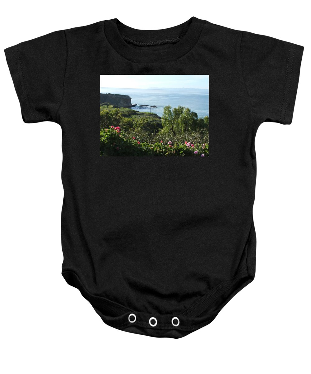 Landscape Baby Onesie featuring the photograph Breath Of Fresh Air by Shari Chavira