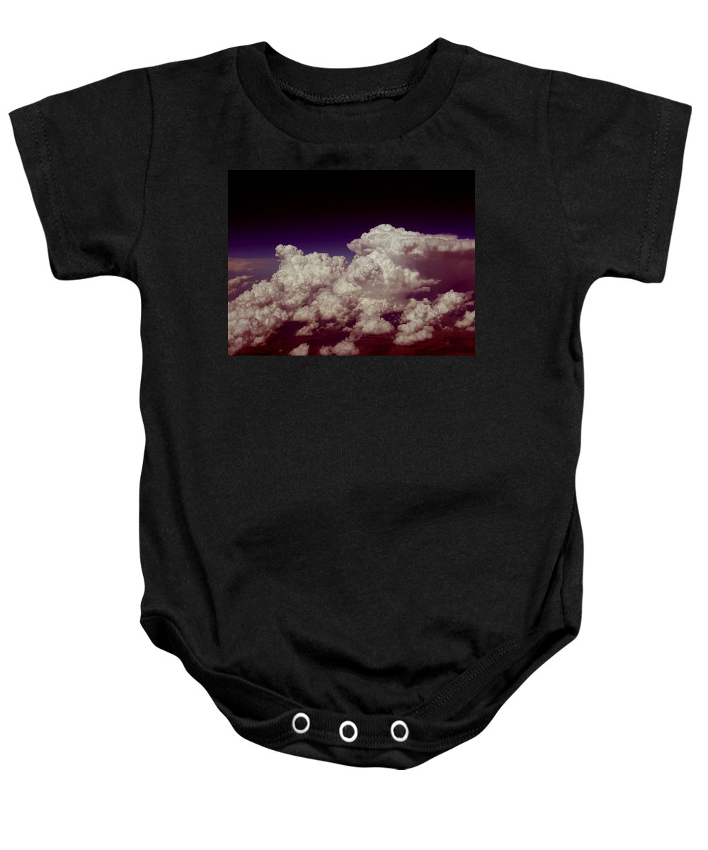 Baby Onesie featuring the photograph Cb1.5 by Strato ThreeSIXTYFive