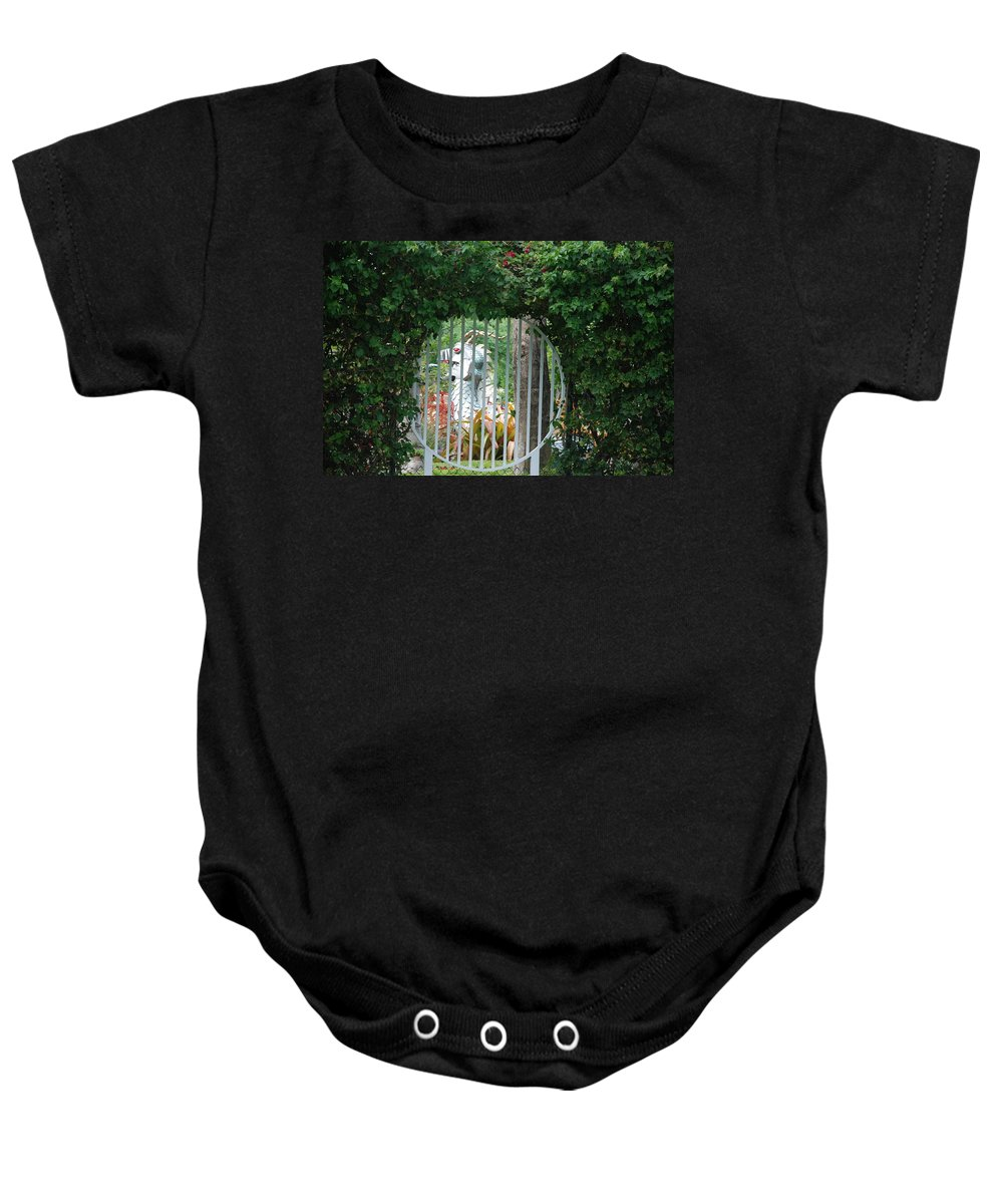 Chinese Dragon Baby Onesie featuring the photograph Chinese Dragon by Rob Hans