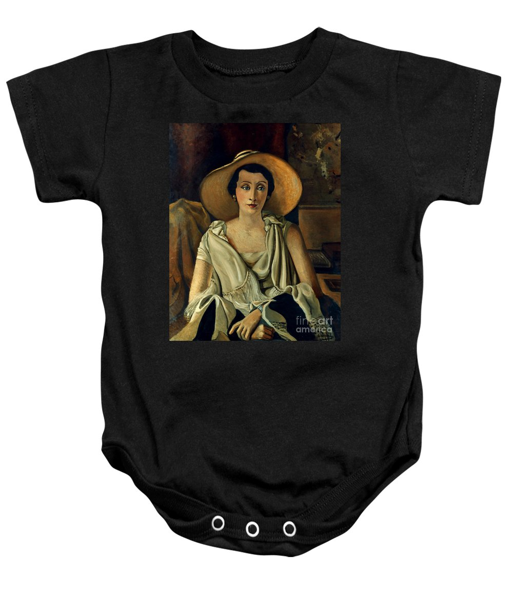 20th Century Baby Onesie featuring the photograph Derain: Guillaume, 20th C by Granger