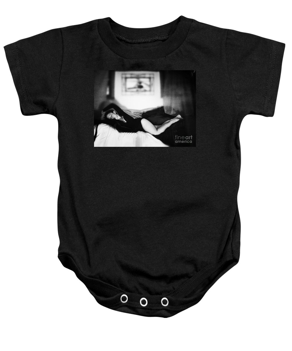 Baby Onesie featuring the photograph Dream Of Us by Jessica Shelton