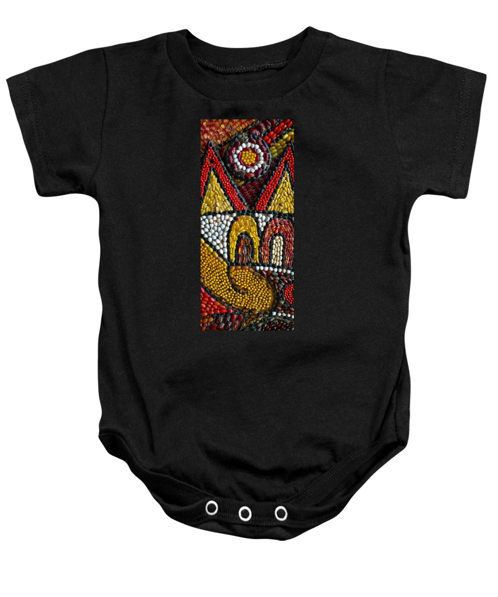Skip Hunt Baby Onesie featuring the photograph El Sol by Skip Hunt