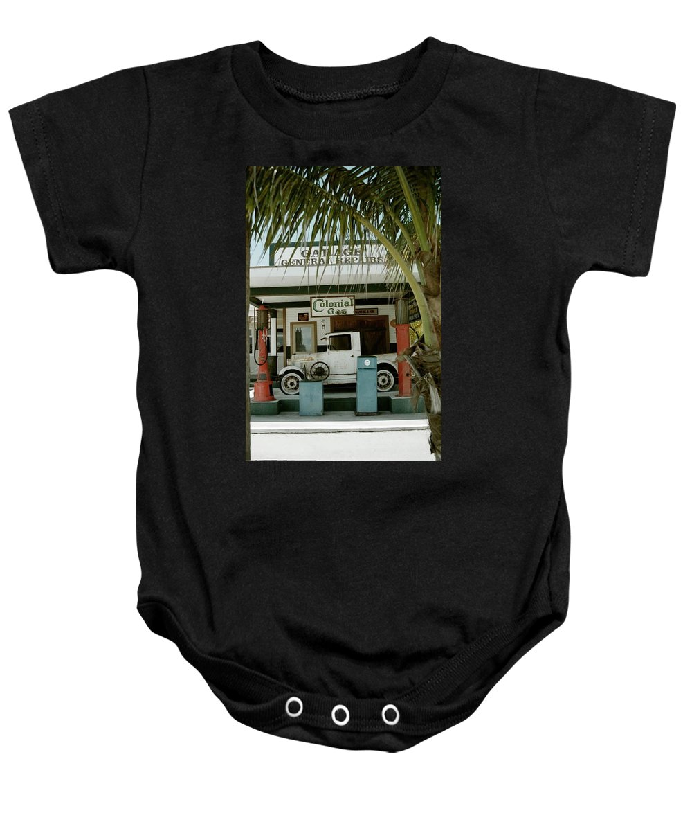 Everglade City Baby Onesie featuring the photograph Everglade City II by Flavia Westerwelle