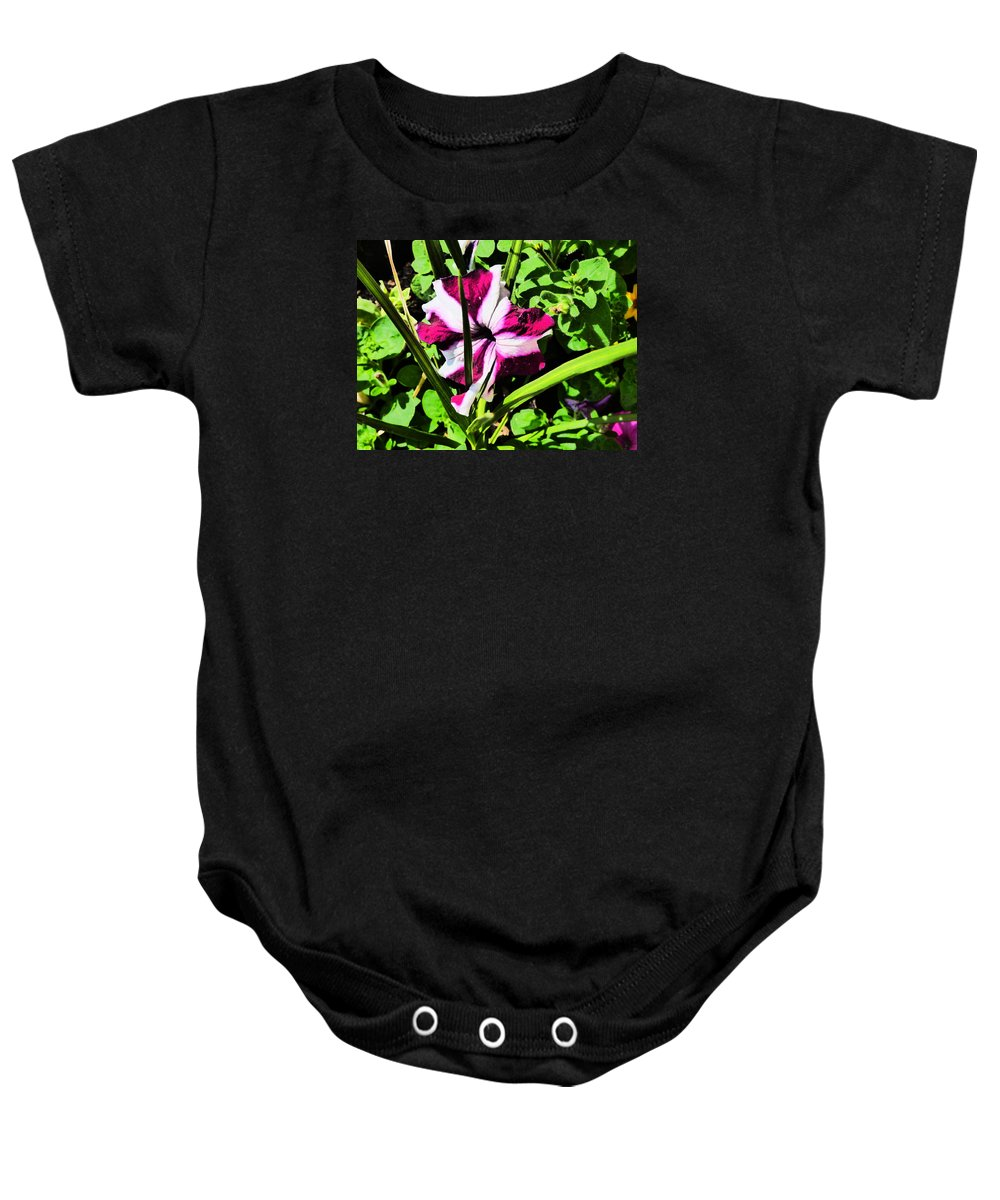 Paul Stanner Baby Onesie featuring the photograph Giving You The Best I've Got by Paul Stanner
