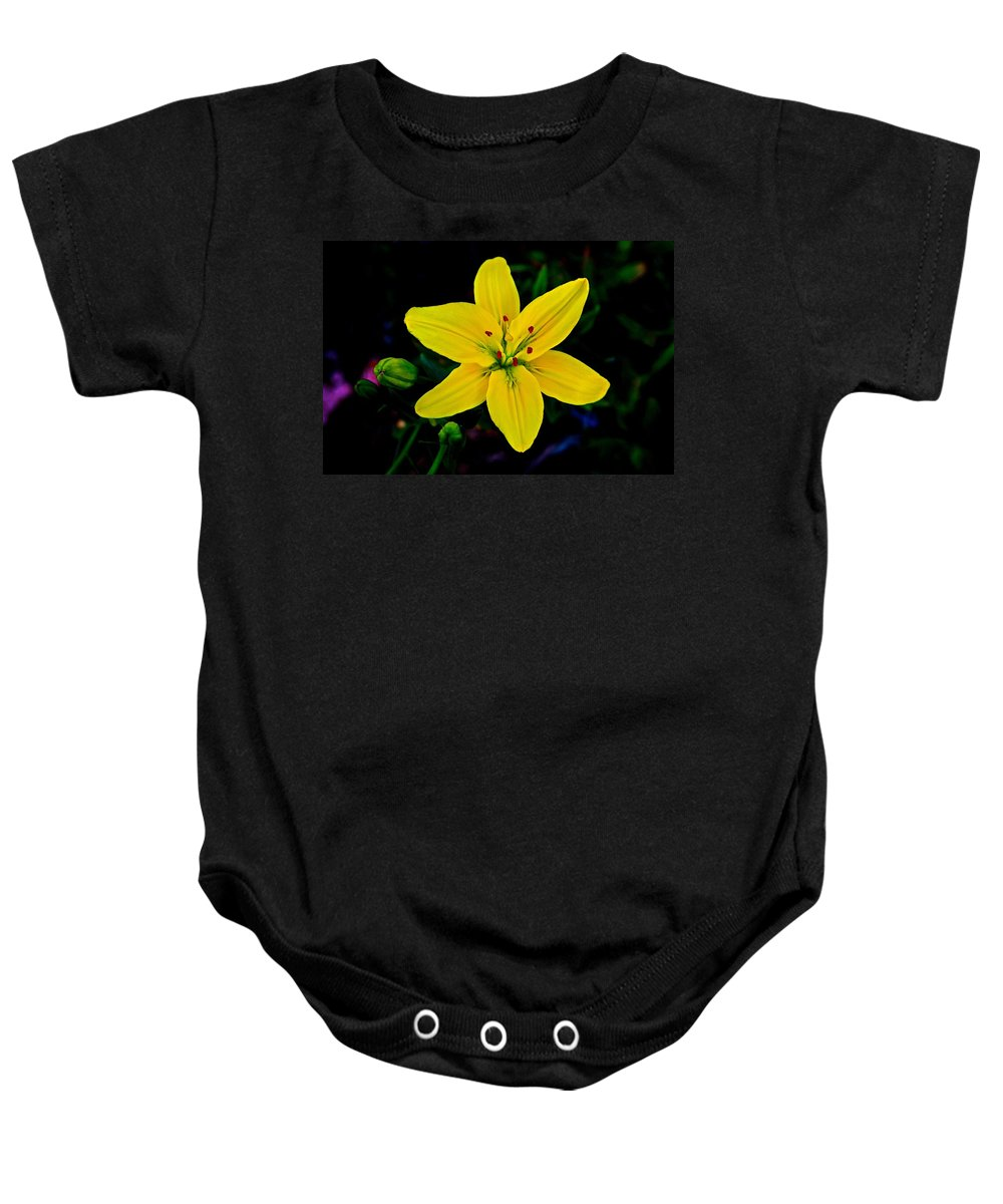Related Tags: Baby Onesie featuring the photograph Gods Creation-11 by Robert Pearson