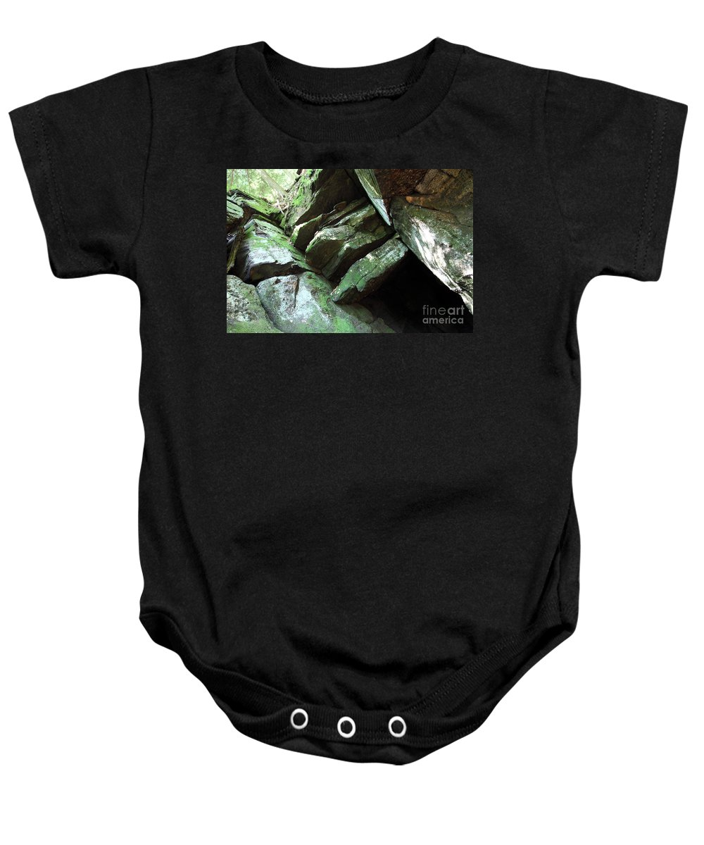 Tree Baby Onesie featuring the photograph Hi Tree by Amanda Barcon