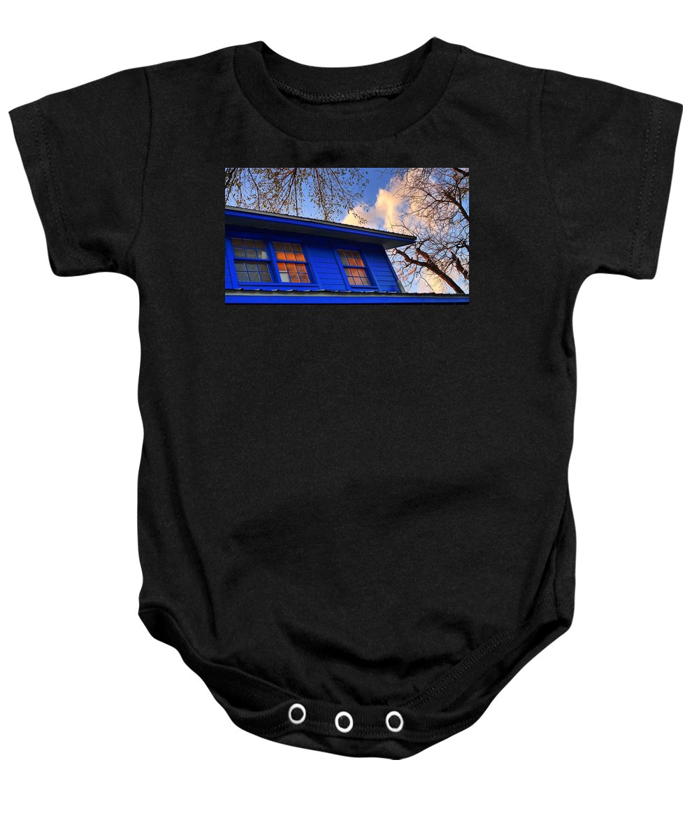 Hope Baby Onesie featuring the photograph Hope by Skip Hunt