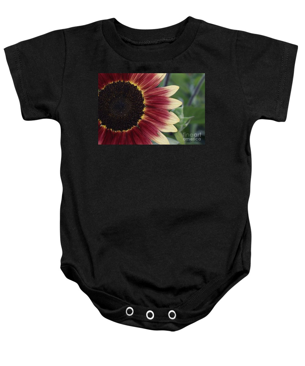 Photography Baby Onesie featuring the photograph If It Makes You Happy by Shelley Jones