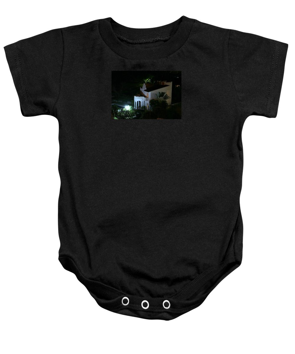 Photography Baby Onesie featuring the photograph Illumination by J R Seymour