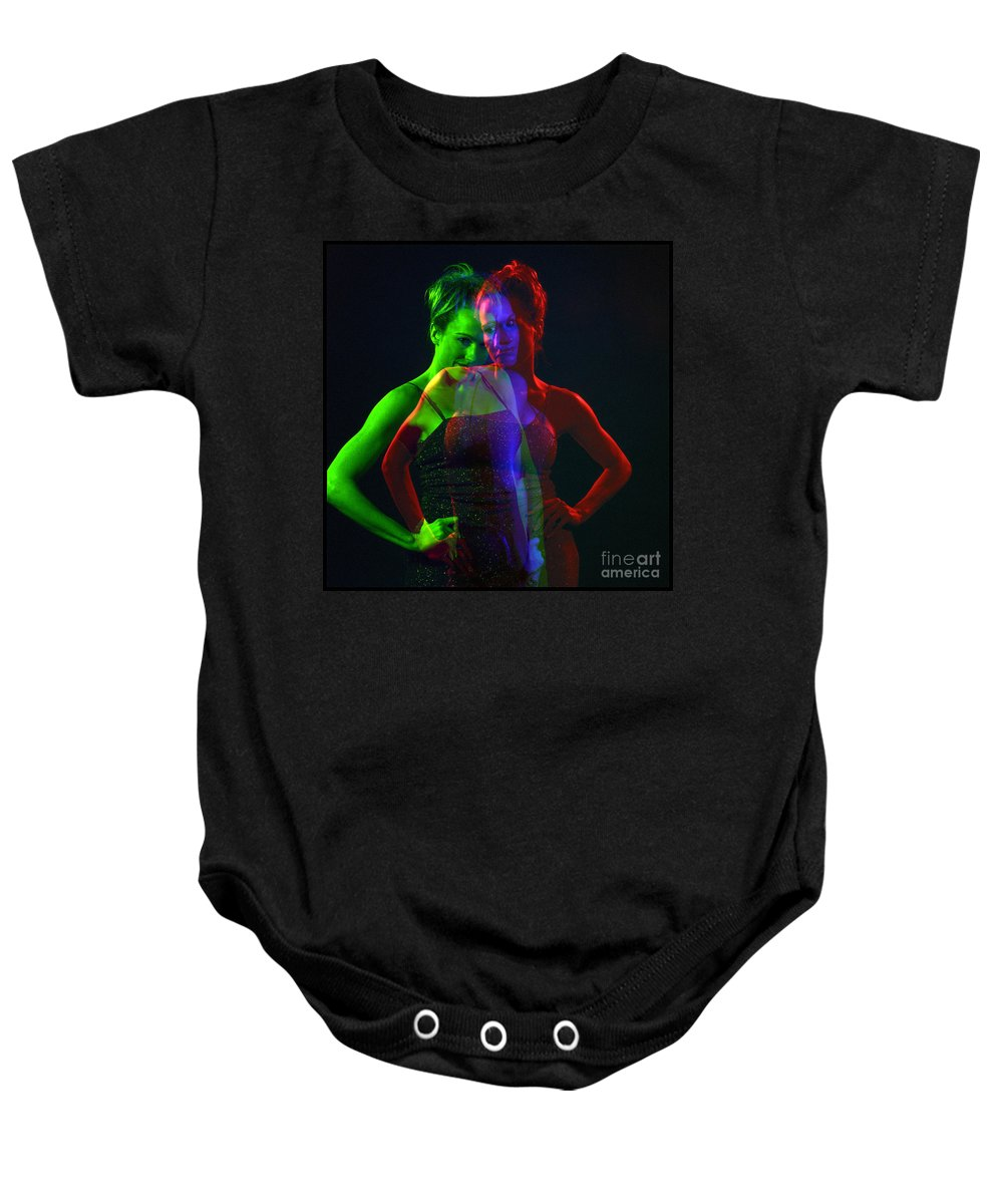 Model Baby Onesie featuring the photograph Kelliergb-1 by Gary Gingrich Galleries