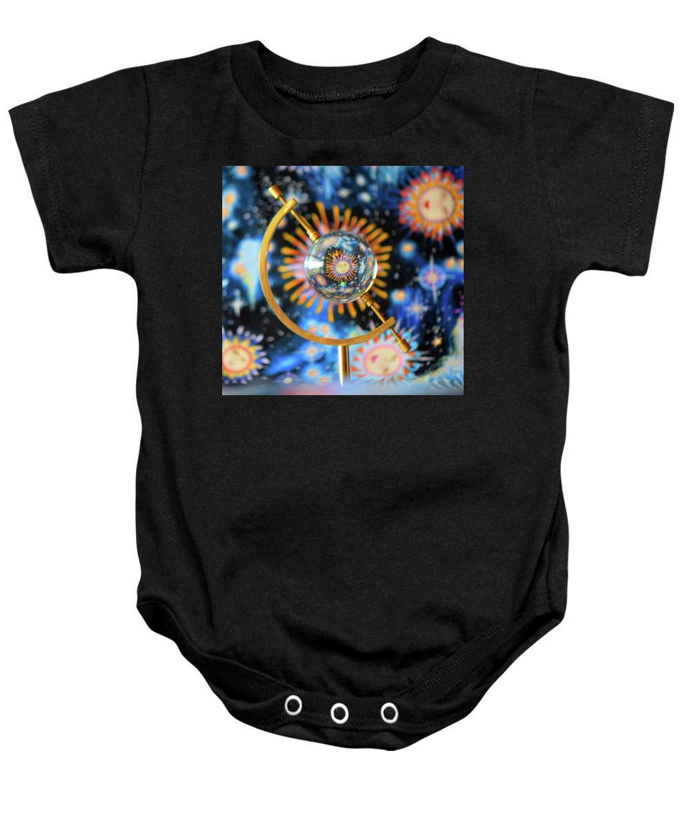 Creative Baby Onesie featuring the photograph Let The Sun Shine In by My Angle On It Photography