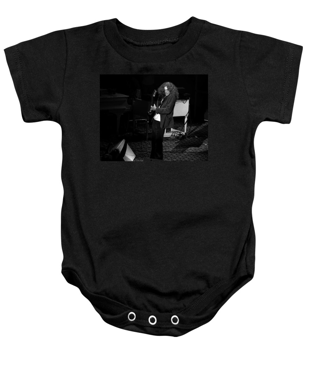 Allen Collins Baby Onesie featuring the photograph Ls #44 Crop 2 by Ben Upham