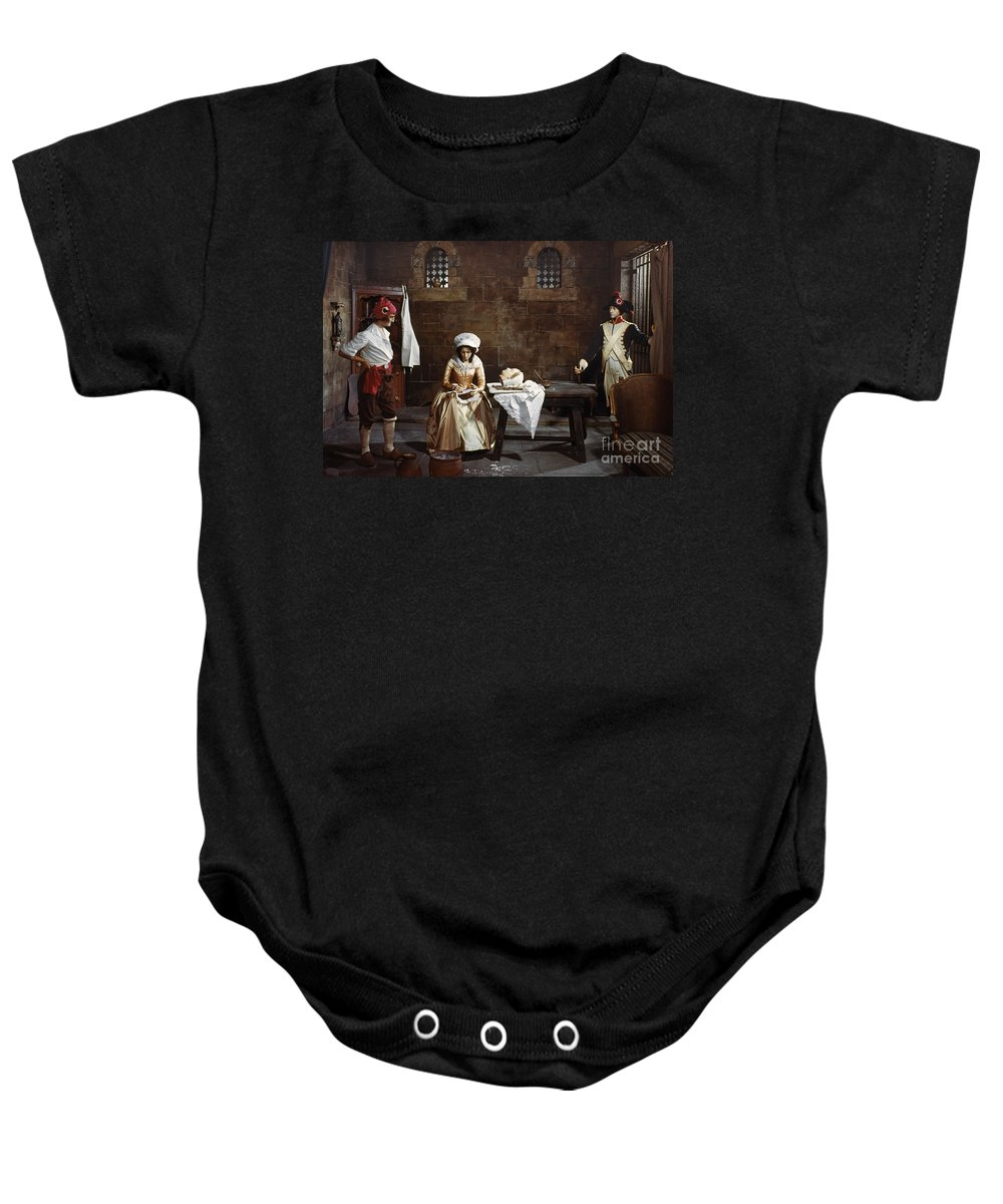 1793 Baby Onesie featuring the photograph Marie Tussaud (1760-1850) by Granger