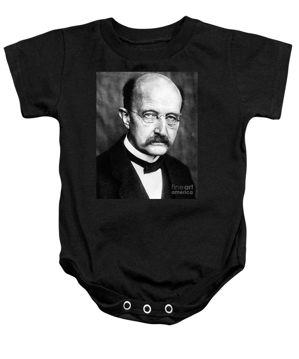 1929 Baby Onesie featuring the photograph Max Planck by Granger
