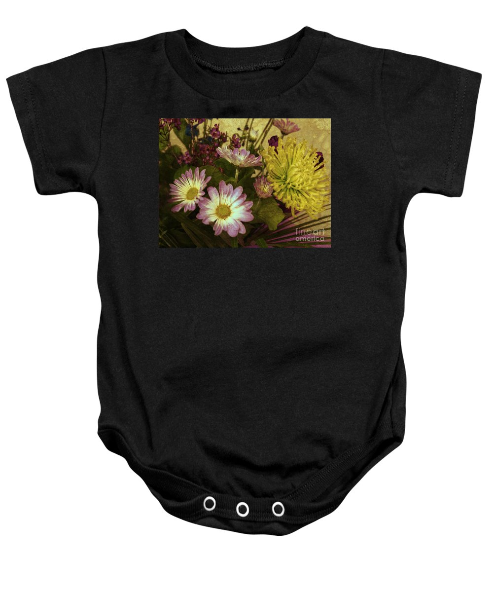 Flowers Baby Onesie featuring the photograph May 31 2010 by Tara Turner