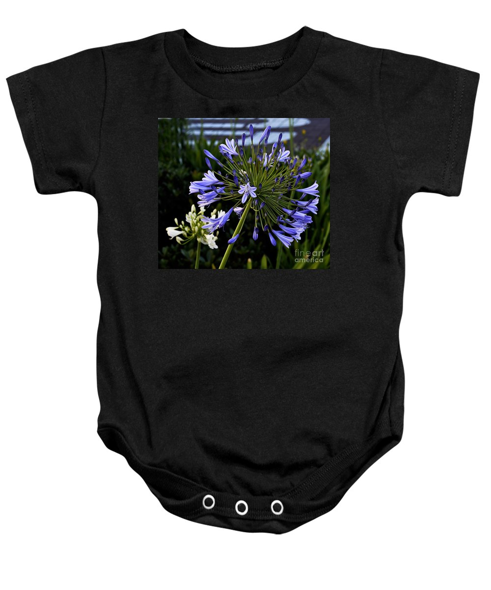 Clay Baby Onesie featuring the photograph Naked Lady by Clayton Bruster