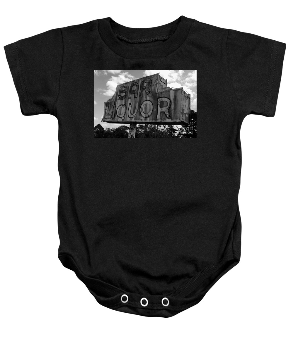 Bar Baby Onesie featuring the photograph Oasis by David Lee Thompson