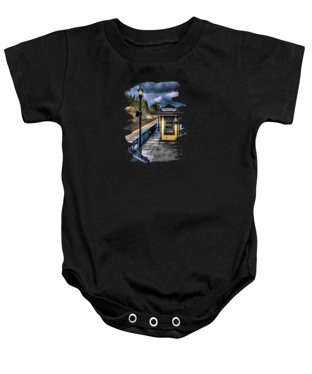 Washington Street Baby Onesies