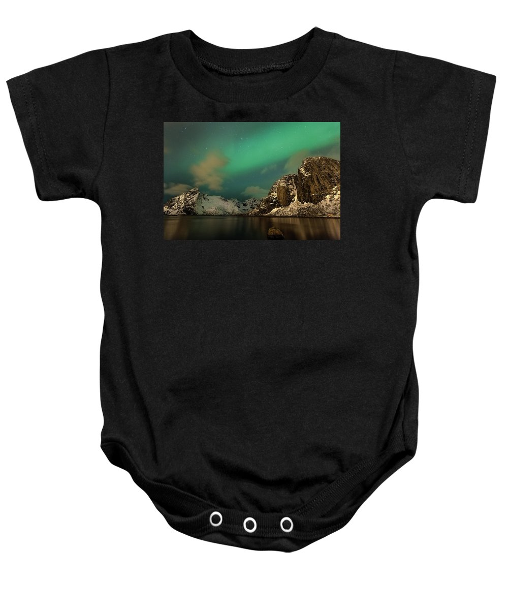 Norway Baby Onesie featuring the photograph Our Love by Arti Panchal