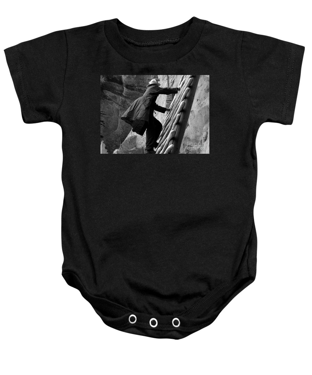 Park Ranger Baby Onesie featuring the photograph Park Ranger by David Lee Thompson
