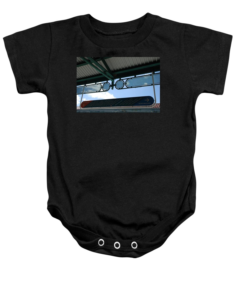 Cities Baby Onesie featuring the photograph Pick A Town Any Town by Rob Hans