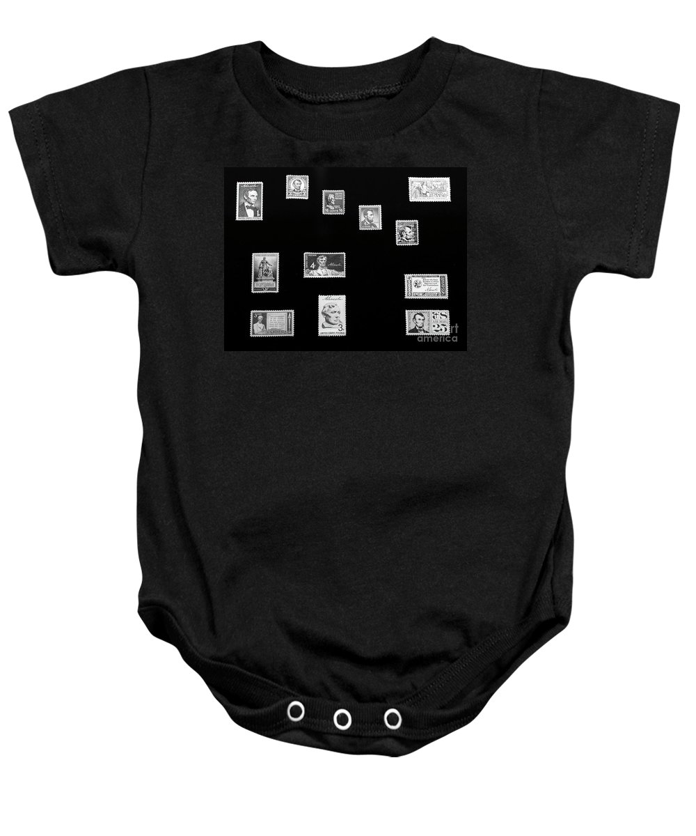 Old Baby Onesie featuring the photograph Remember When by Kathleen Struckle