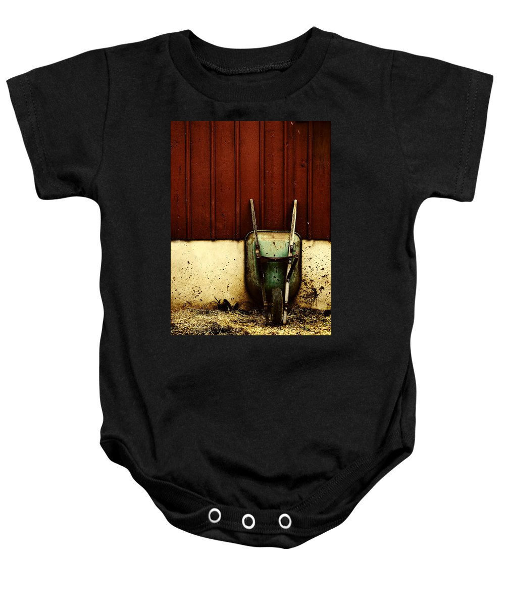 Dipasquale Baby Onesie featuring the photograph Saving Daylight by Dana DiPasquale