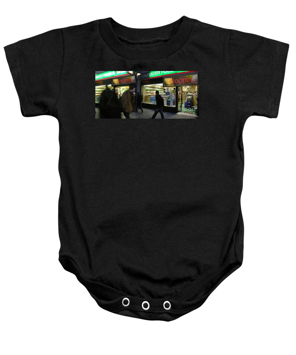 London Baby Onesie featuring the photograph Stopping by Ze DaLuz