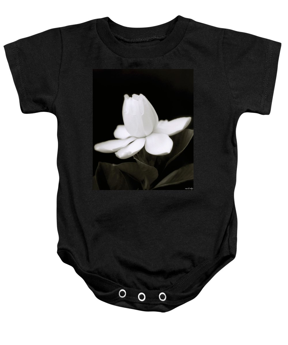 Flower Baby Onesie featuring the photograph Summer Fragrance by Holly Kempe