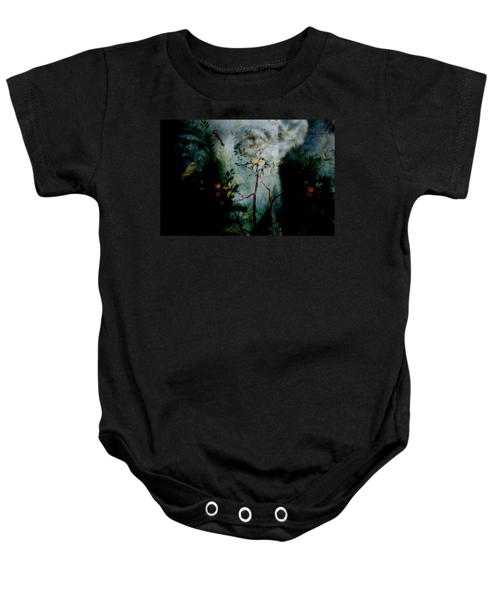 Dream Baby Onesie featuring the photograph The Dream by Munir Alawi