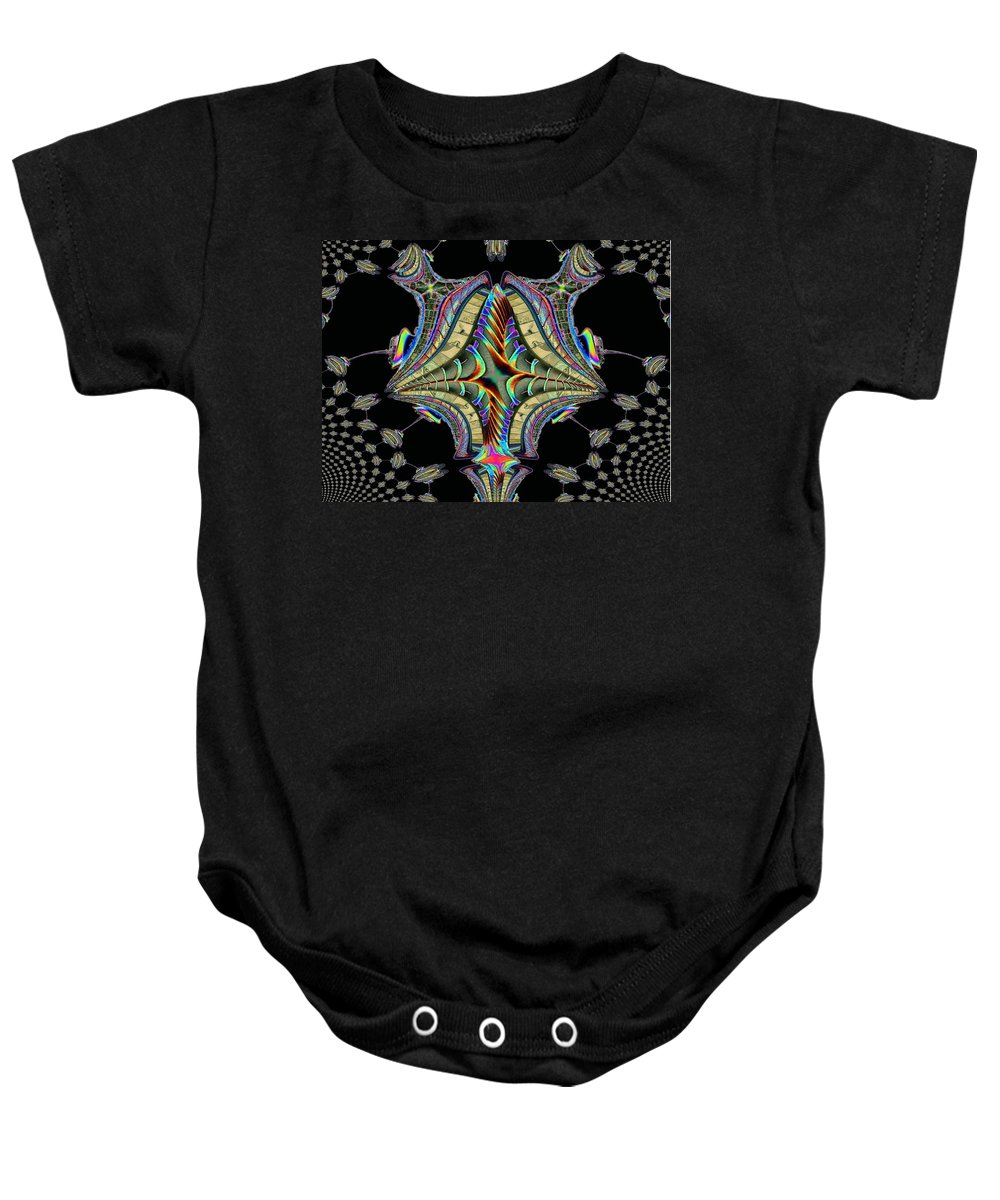 Seattle Baby Onesie featuring the photograph The Needle Ties One On by Tim Allen