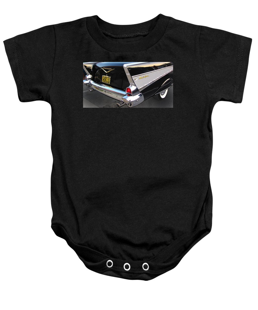 Cars Baby Onesie featuring the photograph The Prince Of Bel Air by Gary Adkins