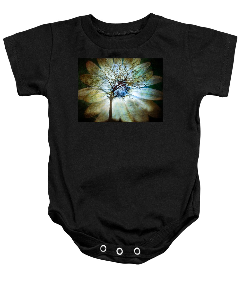 Trees Baby Onesie featuring the photograph The Truth Of Trees by Tara Turner