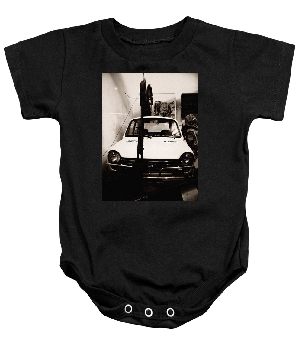 Museum Of Science And Industry Baby Onesie featuring the photograph Transportation Gallery by Kyle Hanson