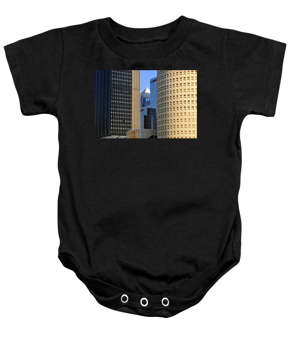 Trust Baby Onesie featuring the photograph Trust by David Lee Thompson